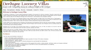 Dordogne Luxury Villas