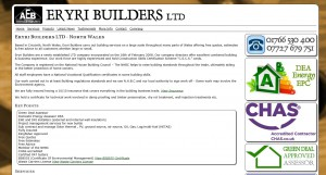 Eryri Builders LTD