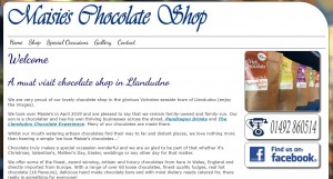 Maisie's Chocolate Shop