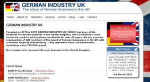 German Industry UK